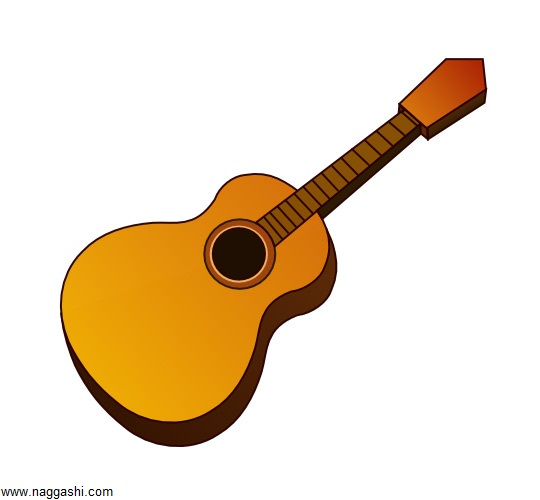 drawing-guitar