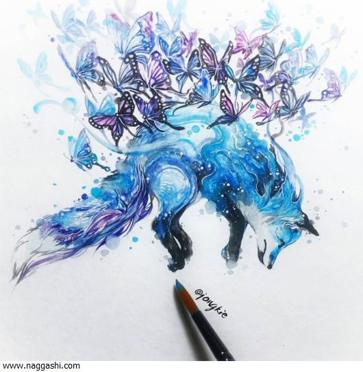watercolor_animal_paintings_03-www.naggashi.com
