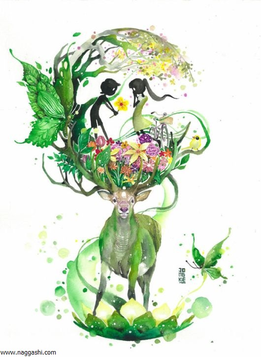 watercolor_animal_paintings_04-www.naggashi.com