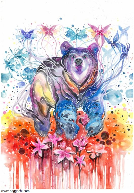 watercolor_animal_paintings_07-www.naggashi.com