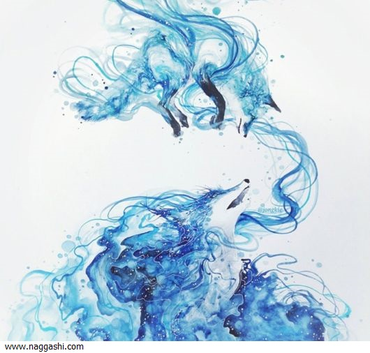 watercolor_animal_paintings_08-www.naggashi.com