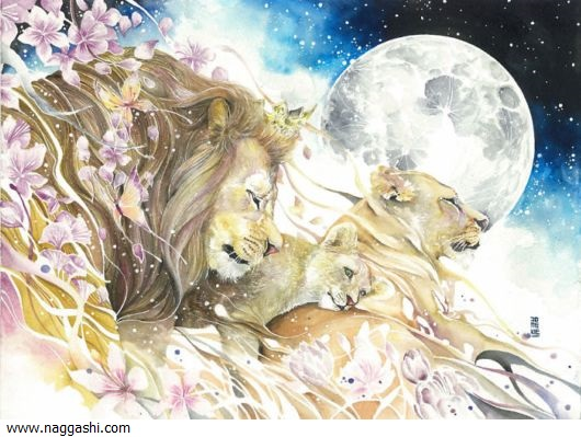 watercolor_animal_paintings_12-www.naggashi.com