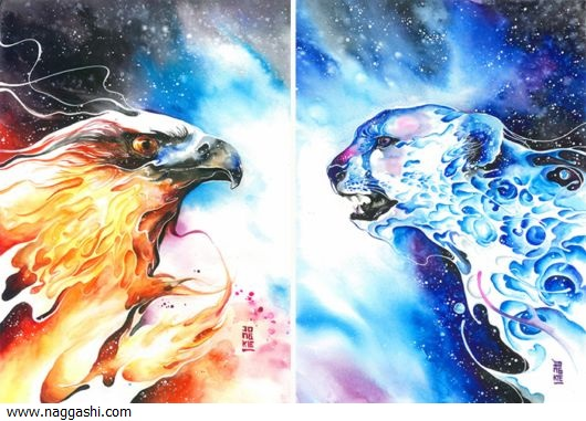 watercolor_animal_paintings_14-www.naggashi.com