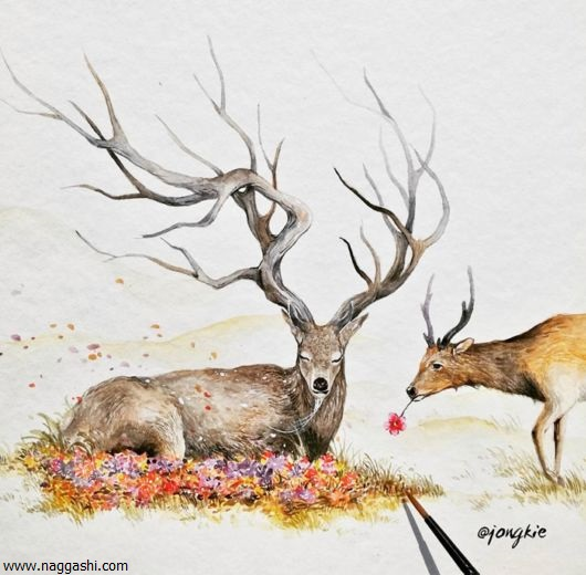 watercolor_animal_paintings_20-www.naggashi.com