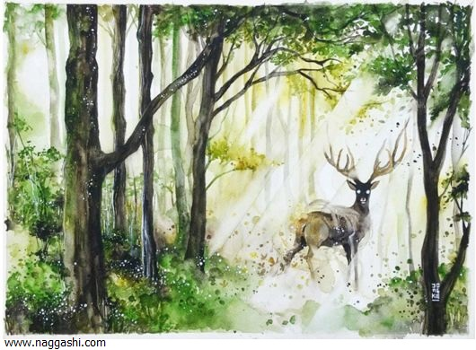 watercolor_animal_paintings_22-www.naggashi.com